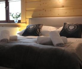 Apartamenty i pokoje u Klimka